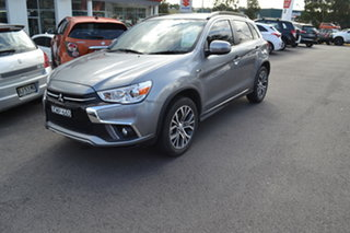 2017 Mitsubishi ASX XC MY18 LS 2WD Titanium 5 Speed Manual Wagon.