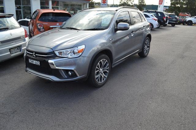 Used Mitsubishi ASX XC MY18 LS 2WD Maitland, 2017 Mitsubishi ASX XC MY18 LS 2WD Titanium 5 Speed Manual Wagon