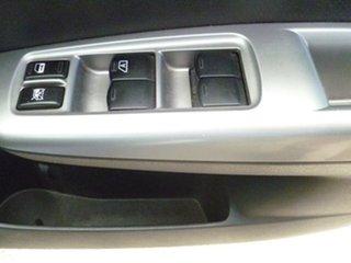 2009 Subaru Impreza G3 MY10 R AWD Blue 4 Speed Sports Automatic Hatchback
