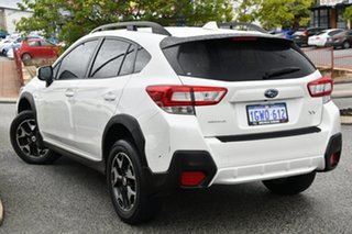 2019 Subaru XV G5X MY19 2.0i Lineartronic AWD White 7 Speed Constant Variable Wagon.