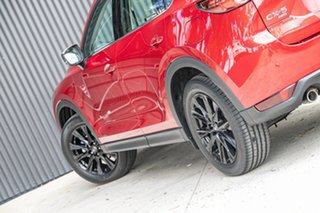 2021 Mazda CX-5 KF4WLA GT SKYACTIV-Drive i-ACTIV AWD SP Soul Red Crystal 6 Speed Sports Automatic