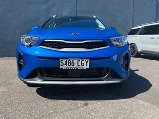 2020 Kia Stonic YB MY21 Sport FWD Sporty Blue 6 Speed Automatic Wagon
