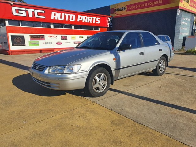 Used Toyota Camry SXV20R Advantage Limited Edition CSi Morphett Vale, 2002 Toyota Camry SXV20R Advantage Limited Edition CSi Grey 4 Speed Automatic Sedan