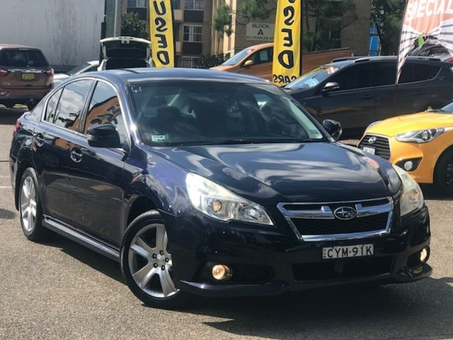 Used Subaru Liberty B5 MY13 2.5i Lineartronic AWD Liverpool, 2013 Subaru Liberty B5 MY13 2.5i Lineartronic AWD Blue 6 Speed Constant Variable Sedan