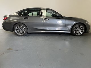 2020 BMW 3 Series G20 320i Steptronic M Sport Mineral Grey 8 Speed Sports Automatic Sedan.