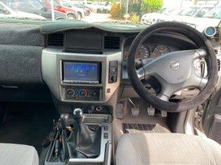 2007 Nissan Patrol GU 5 MY07 ST Silver 5 Speed Manual Wagon