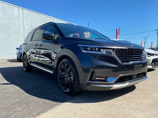 2021 Kia Carnival KA4 MY21 Platinum Panthera Metal 8 Speed Sports Automatic Wagon.