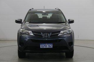 2015 Toyota RAV4 ALA49R MY14 GX AWD Graphite 6 Speed Sports Automatic Wagon.