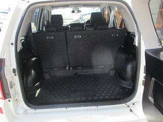 2009 Suzuki Grand Vitara JT MY08 Upgrade (4x4) White 5 Speed Manual Wagon