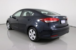 2017 Kia Cerato YD MY17 S Blue 6 Speed Auto Seq Sportshift Sedan