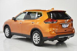 2017 Nissan X-Trail T32 Series II ST-L X-tronic 4WD Orange 7 Speed Constant Variable Wagon