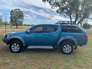 2009 Mitsubishi Triton ML MY09 GLX-R Double Cab 5 Speed Manual Utility