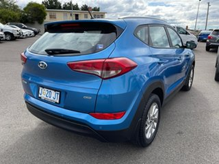 2017 Hyundai Tucson TLe MY17 Active AWD Ara Blue 6 Speed Sports Automatic Wagon.
