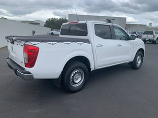 2016 Nissan Navara D23 RX 4x2 White 6 Speed Manual Utility.