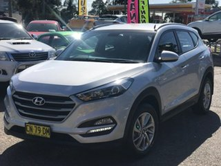 2017 Hyundai Tucson TLe MY17 Active 2WD Silver 6 Speed Sports Automatic Wagon.