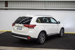 2017 Mitsubishi Outlander ZK MY17 LS 2WD White 6 Speed Constant Variable Wagon