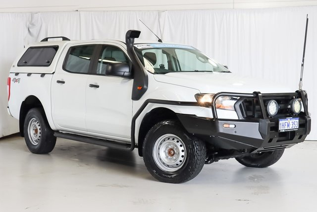 Used Ford Ranger PX MkII XL Wangara, 2017 Ford Ranger PX MkII XL White 6 Speed Sports Automatic Utility