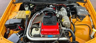 2007 Ford Falcon BF Mk II XR6 Turbo Ute Super Cab 6 Speed Manual Utility.