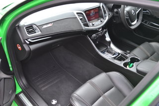 2017 Holden Commodore VF II MY17 SS V Redline Green 6 Speed Sports Automatic Sedan