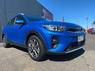 2020 Kia Stonic YB MY21 Sport FWD Sporty Blue 6 Speed Automatic Wagon.