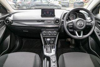 2018 Mazda 2 DL2SAA Maxx SKYACTIV-Drive Snowflake White Pearl 6 Speed Sports Automatic Sedan