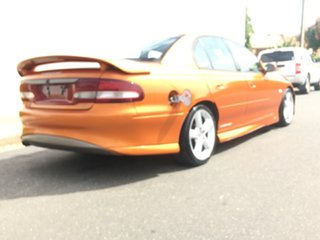 1999 Holden Special Vehicles ClubSport VT II R8 4 Speed Automatic Sedan.