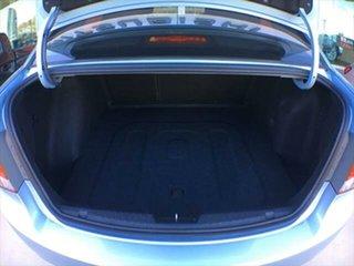 2010 Holden Cruze JG CD Iced Blue - Metallic 6 Speed Sports Automatic Sedan