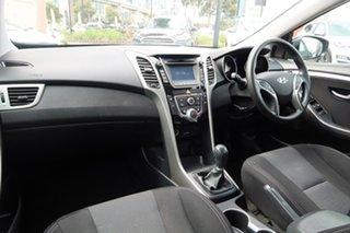 2013 Hyundai i30 GD2 Active Black 6 Speed Manual Hatchback.