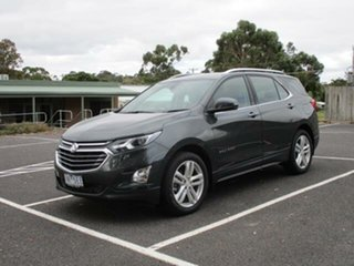 2018 Holden Equinox EQ Turbo LTZ 2WD Son of a Gun Grey Auto Seq Sportshift Wagon
