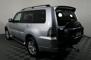2013 Mitsubishi Pajero NW MY13 VR-X Silver 5 Speed Sports Automatic Wagon