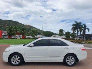 2007 Toyota Camry ACV40R Altise Diamond White 5 Speed Automatic Sedan
