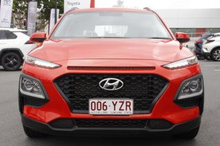 2019 Hyundai Kona OS.2 MY19 Active 2WD Tangerine Comet 6 Speed Sports Automatic Wagon