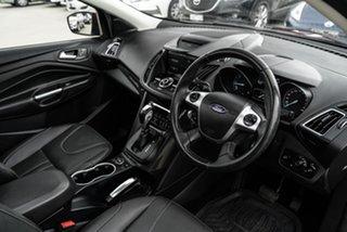 2016 Ford Kuga TF MY16.5 Titanium PwrShift AWD Red 6 Speed Sports Automatic Dual Clutch Wagon