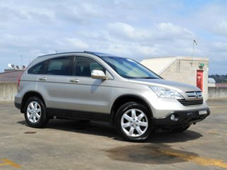 2008 Honda CR-V RE MY2007 Luxury 4WD Gold 5 Speed Automatic Wagon.