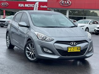 2014 Hyundai i30 GD MY14 SR Grey 6 Speed Sports Automatic Hatchback.