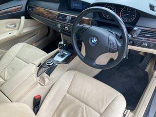 2008 BMW 5 Series E60 MY08 523i Steptronic 6 Speed Sports Automatic Sedan