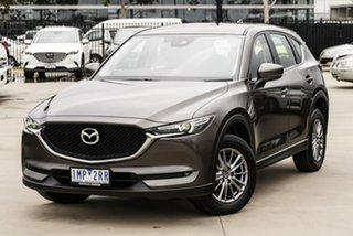 2018 Mazda CX-5 KF2W7A Maxx SKYACTIV-Drive FWD Sport Grey 6 Speed Sports Automatic Wagon