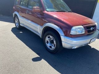 2000 Suzuki Grand Vitara SQ420 Type2 Red 4 Speed Automatic Wagon