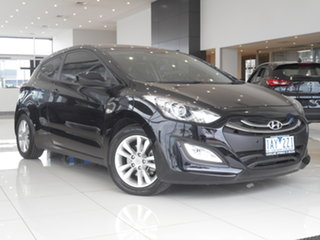 2013 Hyundai i30 GD SE Coupe 6 Speed Sports Automatic Hatchback.