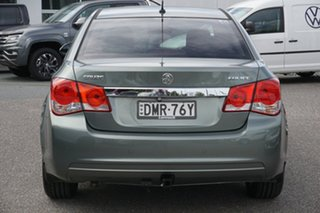 2014 Holden Cruze JH Series II MY14 Equipe Grey 6 Speed Sports Automatic Sedan