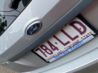 2008 Ford Fiesta WQ LX Metallic Silver 4 Speed Automatic Hatchback