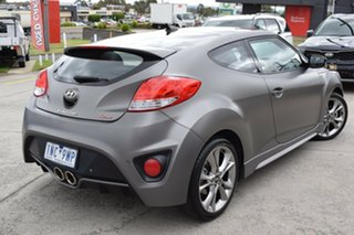2014 Hyundai Veloster FS3 SR Coupe Turbo Grey 6 Speed Sports Automatic Hatchback