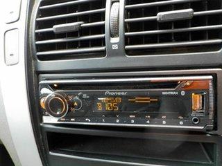 2007 Hyundai Tucson JM MY07 City SX Blue 5 Speed Manual Wagon