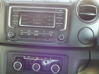 2015 Volkswagen Amarok 2H MY15 TDI420 4MOTION Perm Core Black 8 Speed Automatic Utility