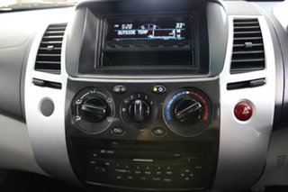 2013 Mitsubishi Challenger PB (KG) MY13 Silver 5 Speed Manual Wagon