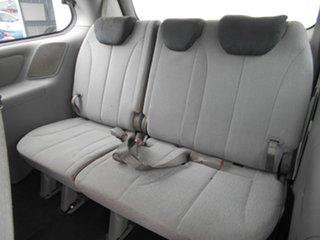 2009 Kia Carnival VQ MY09 EXE White 4 Speed Sports Automatic Wagon