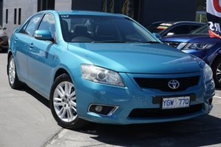 2010 Toyota Aurion GSV40R MY10 Touring Blue 6 Speed Sports Automatic Sedan.