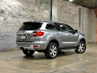 2016 Ford Everest UA Titanium Silver 6 Speed Sports Automatic SUV