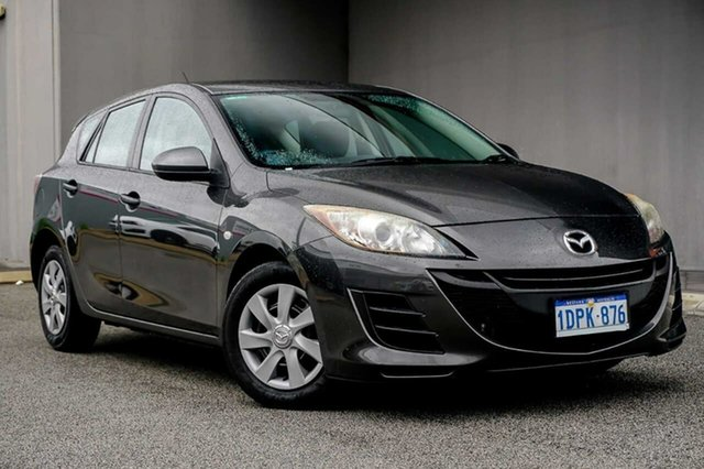 Used Mazda 3 BL10F1 Neo Activematic Osborne Park, 2010 Mazda 3 BL10F1 Neo Activematic Grey 5 Speed Sports Automatic Hatchback