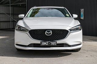 2020 Mazda 6 GL1033 Sport SKYACTIV-Drive White Pearl 6 Speed Sports Automatic Wagon